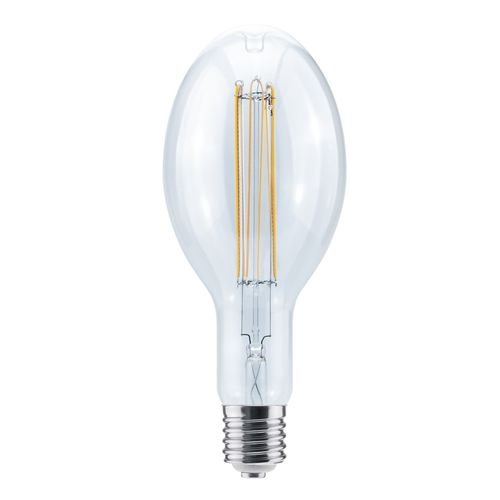 "LED Glühlampe Ellipse E-40 - 18,0 Watt (55W) 2.200 Kelvin - Dimmbar Curved ""U"""