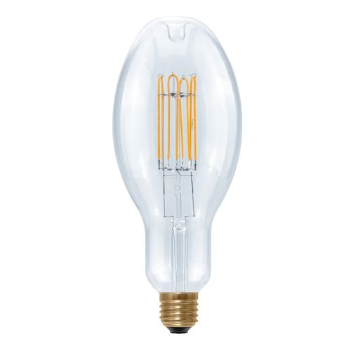 "LED Glühlampe Ellipse E-27 - 10,0 Watt (40W) 2.200 Kelvin - Dimmbar Curved ""U"""