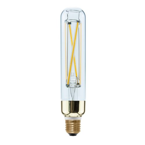 LED Röhrenlampe - Klar E-27 - 20,0 Watt (115W) 2.700 Kelvin - Dimmbar Tube High-Brightness