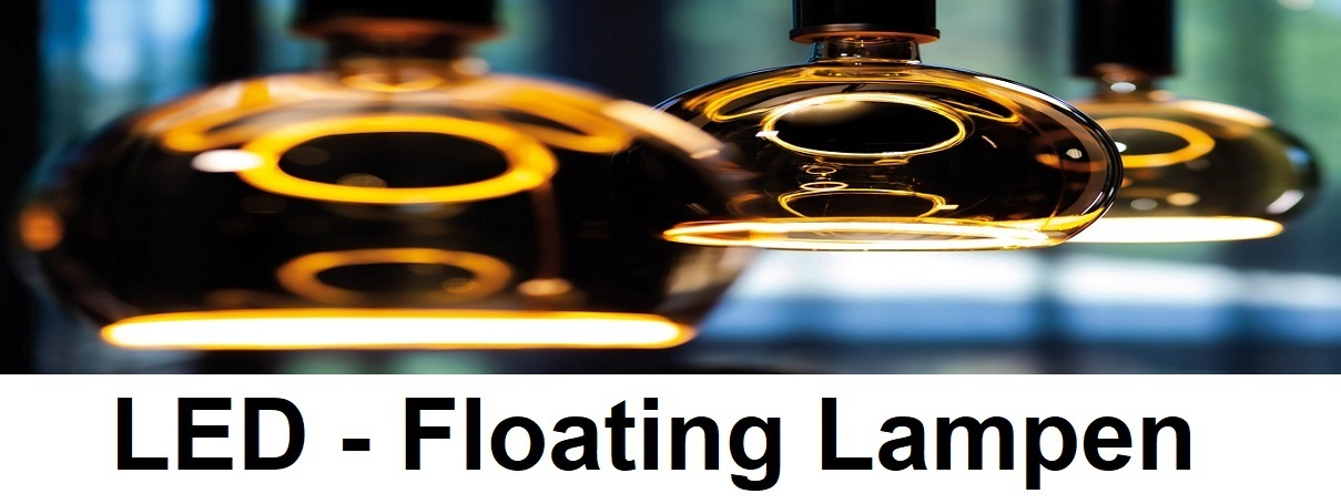 LED-Floating-Lampen